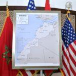 La nuova carta geografica del Marocco adottata dall'amministrazione USA